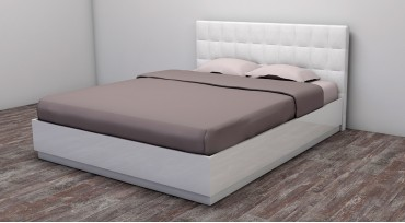 Легло с тапицирана табла АЛЯСКА - Модул 7