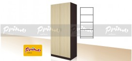 PRIMO 8 - Двукрилен гардероб