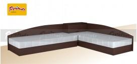PRIMO 28 - Легло с ракла с повдигащ механизъм