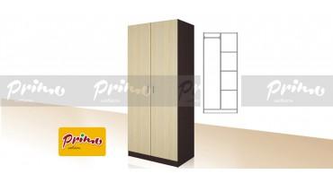 PRIMO 38 - Двукрилен гардероб