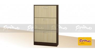 PRIMO 43 - Шкаф за обувки с 3 врати