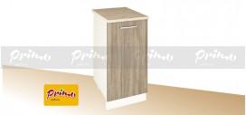 МОДУЛ PD 1 - Долен шкаф с една врата *(цената е за ширина 300мм)