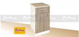 МОДУЛ PD 4 - Долен шкаф с врата и чекмедже  *(цената е за ширина 300мм)