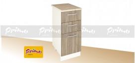 МОДУЛ PD 5 - Долен шкаф с две чекмеджета и врата *(цената е за ширина 300мм)