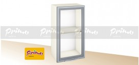 МОДУЛ PG 2 - Горен шкаф с витрина *(цената е за ширина 300мм)