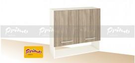 МОДУЛ PG 5 - Горен шкаф с две врати и ниша *(цената е за ширина 800мм)