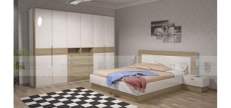 Спален комплект ТЕТРИКС XL